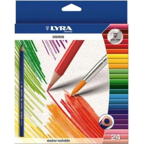 · ∆ színes ceruzák